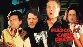 FIASCO AT CAMP DEATH! - FIASCONAUTS 1