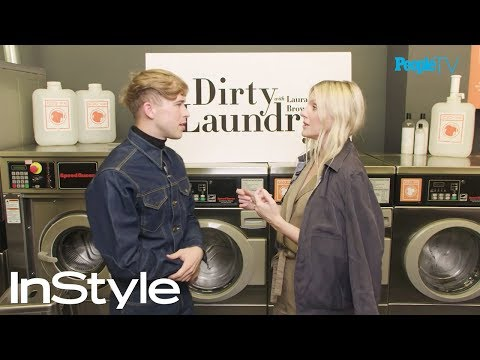 Tommy Dorfman Demonstrates How To Nonchalantly Wear a Fendi Jacket | InStyle