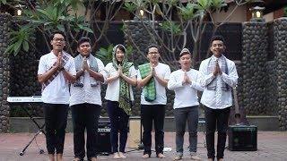 Lebaran Medley Jalan Lurus Damai Bersama Mu Dengan Menyebut Akhirnya Cover 3 by