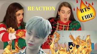 BTS FIRE REACTION - Stafaband