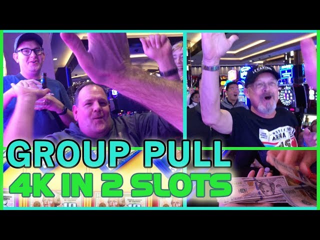 ????? Betting $4,000 on 2 HIGH LIMIT Slot Machines ????????  Fruit Machine Pokies w Brian Christopher