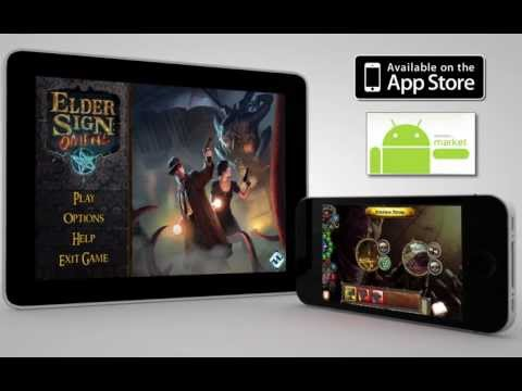 Elder Sign: Omens - Release Trailer