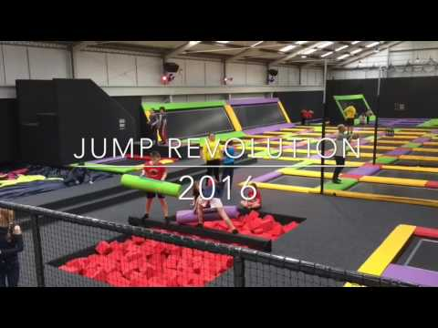 Grantham jump revolution 2016 !!!