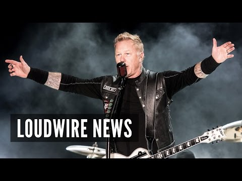 James Hetfied Names His Favorite Thrash Bands Not in Big 4 - Loudwire 360
