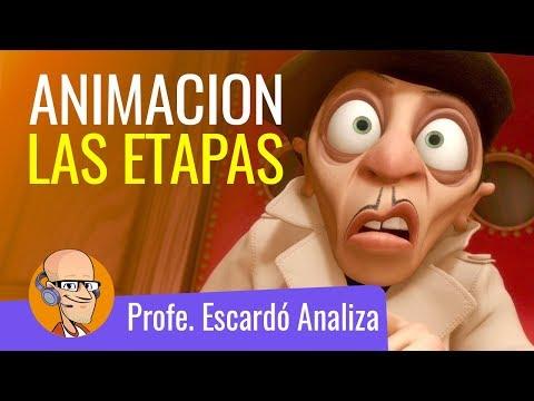 PIXAR Ratatouille Proceso De Animación 3D