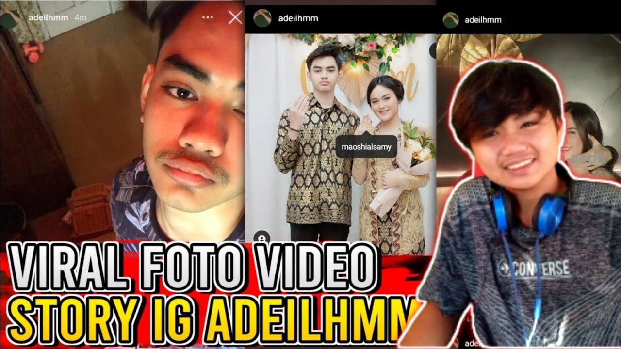 Ade Ilham Viral Dimedsos Kedapatan Berduaan Medialova