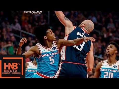 Sacramento Kings Vs LA Clippers Full Game Highlights | 01/27/2019 NBA Season