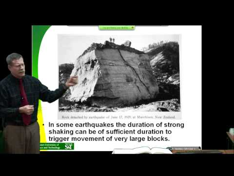 Engineering Geology And Geotechnics - Lecture 15