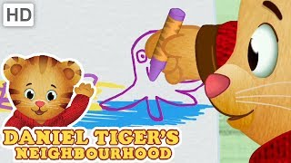 Daniel Tiger  Let Your Creativity Shine! | Videos for Kids