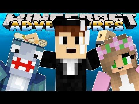Minecraft - Little Kelly Adventures : HELPING SCUBA STEVE GRADUATE DIVING SCHOOL!