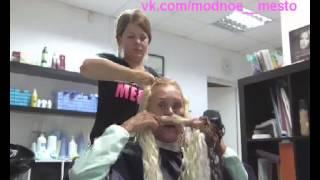 Плетение афролоконов для Натальи Дюваль (28.07.2013)