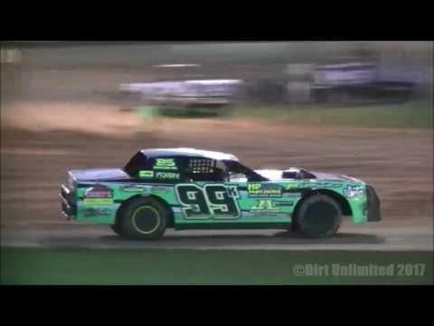 7.1.17 | UMP Street Stocks Heats & Feature | Charleston Speedway