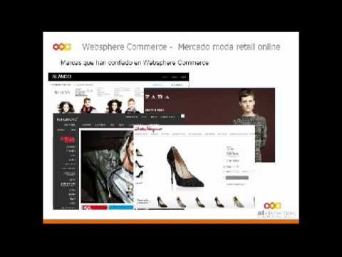 IBM WebSphere Commerce - Comercio electrónico para el sector moda retail | atSistemas