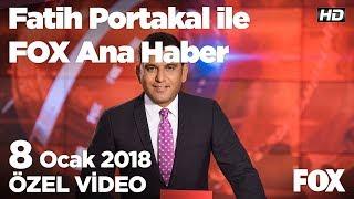 Posoflu benzini Gürcistan'dan alıyor...8 Ocak 2018 Fatih Portakal ile FOX Ana Haber