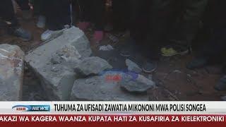 Matofali yamuweka matatani Mkurugenzi wa Halmashauri, Polisi yamtia mbaroni