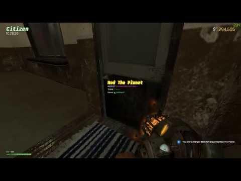(MudHut) DarkRP Property/Doors Management System