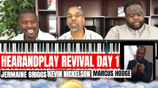 Musician Breakthrough Revival - Night 1 of 5 (Featuring Kevin Nickelson and Marcus Hodge)