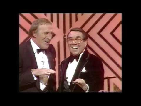 Ronnie Corbett & Bruce Forsyth, 1988 Royal Variety Show