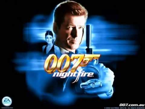 007 Nightfire Menu Theme HD