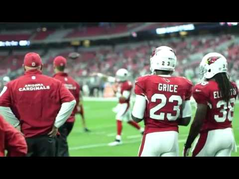 Goodwin talks Andre Ellington and the running game