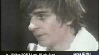RARE Pistol Pete Maravich clips and interview from 1970