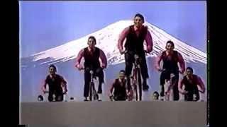 1995年ごろの富士銀行のCMです。シブがき隊の本木雅弘さんが出演されて...