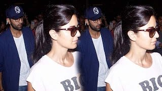 TROUBLE in Ranbir Kapoor and Katrina Kaif