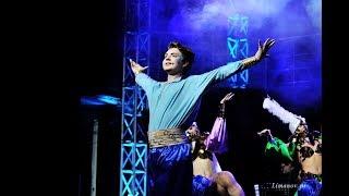 """Friends like me"" из мюзикла ""Aladdin"" - Олег Провоторов, Максим Филатов"