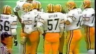 1980 CFL East Final Montreal vs Hamilton