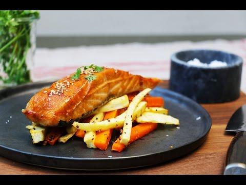 recette-de-saumon-facile-laqué-au-four