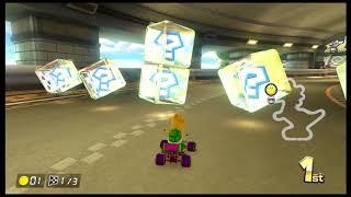 Super Mario Kart Deluxe 8 - Bad Bananas!!!