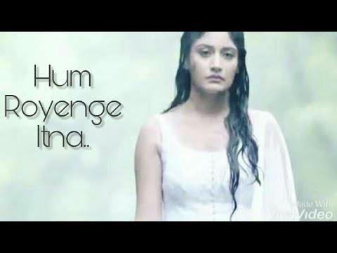 हम रोएंगे इतना हमें मालूम नहीं था /अनामिका शर्मा..