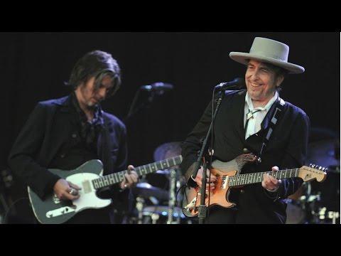 Le prix Nobel de littérature décerné au chanteur américain Bob Dylan