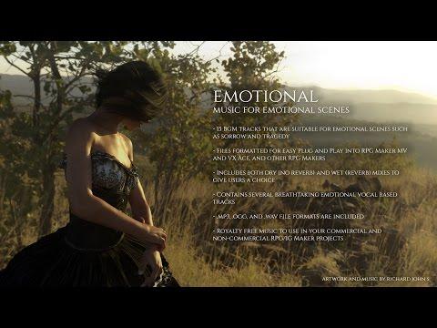 Emotional - Rpg Maker Music Pack