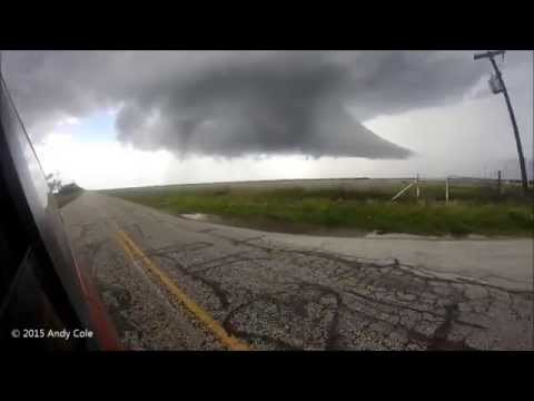 Entire lifecycle of the 5 May 2015 Big Spring, Tx tornado