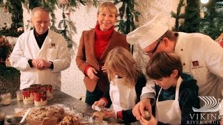 Cooking With Karine: Traditional Gingerbread With Chef Walter Simon Snr.
