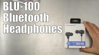Brainwavz blu100 - Bluetooth headphones honest review