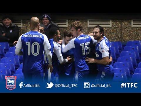 HIGHLIGHTS   Ipswich Town 2-1 Bristol City