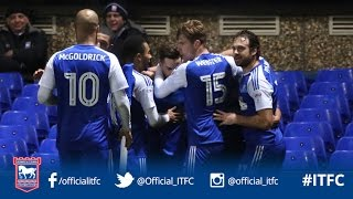 HIGHLIGHTS | Ipswich Town 2-1 Bristol City