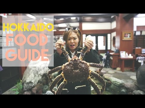 Hokkaido Food Adventure - The Best Food You MUST EAT - #TSLGoesHokkaido Part 2