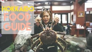 Hokkaido Food Adventure - The Best Food You MUST EAT - #TSLGoesHokkaido Part 2