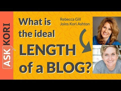 ✍ What is the Ideal Blog Length for SEO in WordPress? 😍 - 동영상