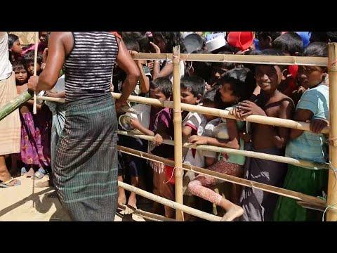 Bangladesh e Mianmar estabelecem prazo de 2 anos para repatriar rohingyas