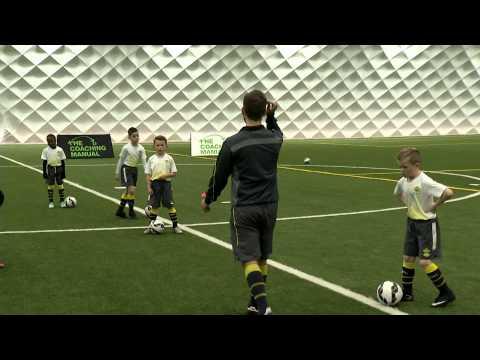 Ball Mastery & Turns - Warm Up