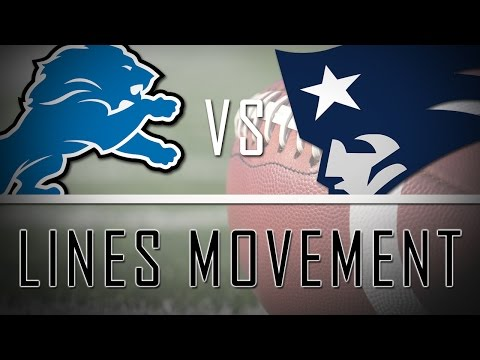 NFL Picks from the Best Sportsbook: Lions vs. Patriots