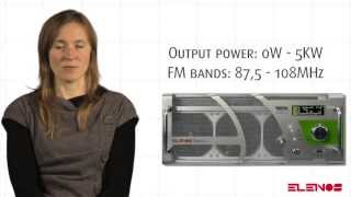 Presentation and Sales Options - Elenos FM Transmitters Thumbnail