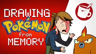 Three Artists Try Drawing Pokémon from Memory(On today's episode of Drawfee, Caldwell, Julia and Nathan attempt to draw the lesser-known mons assigned to them by Gym Leader / Comedy Mastermind Jake ..., 2016-02-03T18:07:10.000Z)