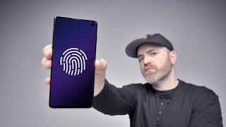 Sony Xperia - Samsung Galaxy S10 Fingerprint Trick