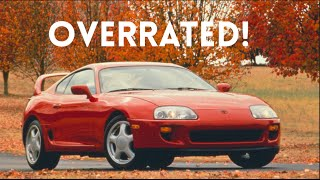 The 5 Most OVERRATED Cars!