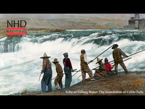 Echo Of Falling Water: The Inundation Of Celilo Falls
